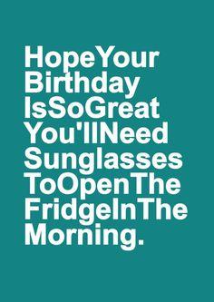 Ohhhhh those are the best birthdays !?!!... Enjoy ... Behave now !!!! Oooooo ; ) birthday hugzzzzz ....