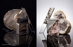 photographer Ben Reeves - the mineral compositions of this end-of-year's key fragrances