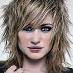 Choosing The Perfect Wedding Hair Style Tips And Advice Edgy Short Haircuts, Short Punk Hair, Medium Short Hair, Edgy Hair, Medium Hair Styles, Short Hair Styles, Virtual Hairstyles, Sleek Hairstyles, Celebrity Hairstyles