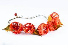 Ana Hagopian: Paper Jewelry