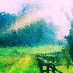 At the Countryside (Westerwald) 04