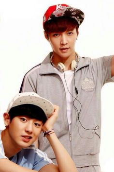 Lay  Chanyeol. Ugh lay fo reals stahp the madness you are too handsome
