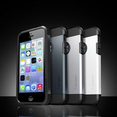 iPhone 5 Case Tough Armor ($29.99) The Tough Armor is the new leader in protective cases providing better impact absorption than any other boxy case on the market. The new Air Cushion Technology corners reduces the thickness of the case while providing optimal protection for your iPhone 5.