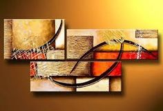 Wall Art, Breathtaking Three Panel Art 3 Piece Wall Art Multi Piece 3 Panel Wall Art Abstract Paintings Modern Oil Painting On Canvas Home Decoration Living Room Pictures Handpainted: astonishing three panel art 3 Piece Canvas Art, 3 Piece Painting, 3 Piece Wall Art, Modern Oil Painting, Large Painting, Oil Painting Abstract, Hand Painting Art, Abstract Canvas, Canvas Wall Art