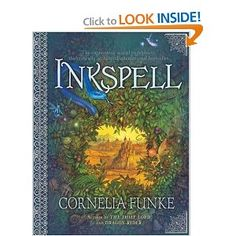 Inkspell -- the second part of Inkheart Trilogy I Love Books, Great Books, Books To Read, My Books, This Book, Beloved Book, Personal Library, Fiction Novels, Page Turner
