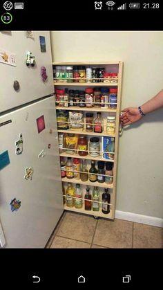 God ide til lille køkken