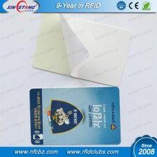 ISO14443A NTAG213 RFID NFC Business Card