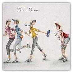 Fun Run - Berni Parker