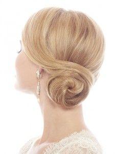 bridal hair by Mario Russo #lookbook
