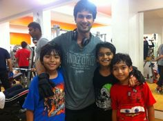 Twitter / shahidkapoorFC: PIC - Unseen super sweet pic ...