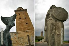 Viajes de Primera   Cinco cosas imprescindibles para hacer en dos días en #ACoruña Mount Rushmore, Lion Sculpture, Statue, Mountains, Travel, Art, Things To Do, Viajes, Art Background