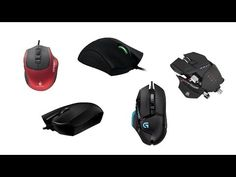 Best Claw Grip Mouses for #Gaming  CM Storm Spawn Gaming Claw Grip #Mouse Razer DeathAdder Ergonomic Logitech G502 Proteus Core Razer Abyssus Mad Catz R.A.T.9