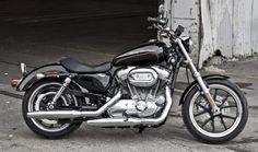 #motofoto #harley davidson sportster 833 superlow
