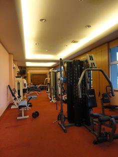 Gymnasium Center at Holiday Inn Kuala Lumpur Glenmarie