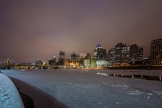 PITTSBURGH, PENNSYLVANIA - 12 Incredible Photos of Pittsburgh's Icy Rivers - The 412 - February 2015