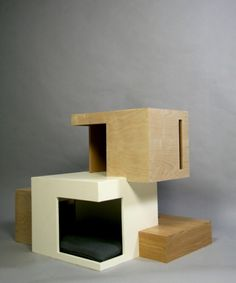 Casa lujosa para gatos # Esta lujosa casa para gatos se llama Hábitat 67 y fue creada por Sarah Chou es uno de los modelos más complejos dentro de los hogares para nuestras mascotas. La misma se basa en un tipo …