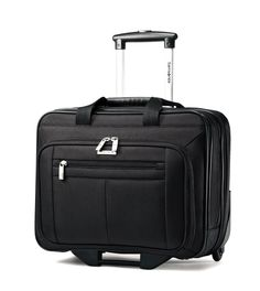 Samsonite 15.6-Inch Classic Wheeled Business Case (43876-1041) Rolling  Briefcase 36a60a3d2966b