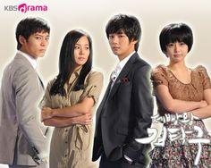 korean drama (Bread, Love, Dreams)
