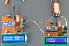 18650 Lithium Battery Capacity Tester using Arduino