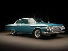1961 Plymouth Fury Two Door Hardtop