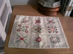 Cross stitch quilt by Lerryn