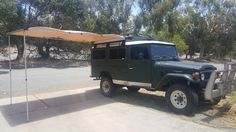 The Adventures of My FJ45 Troopy! : Photo