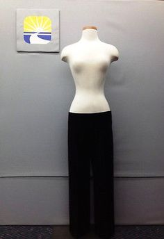 ST. JOHN COLLECTION by MARIE GRAY Pull-Up Brown Knit Capri-3/4 Length Pant Size