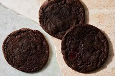 Salted Double-Chocolate Chewies Recipe on Food52, a recipe on Food52