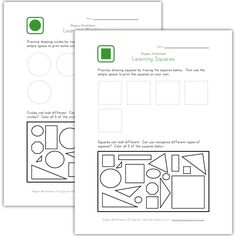 Learn Sizes - Big and Small Worksheets - Worksheets for Children
