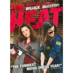 The Heat (2013) Funny Comedy, Funny Movies, Comedy Movies, Gangster Movies, Good Movies To Watch, New Movies, Melissa Mccarthy Movies, Sandra Bullock Movies, Heat Movie