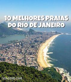 Quais as melhores praias do Estado do Rio de Janeiro? Confira essa lista de 10 praias em destinos incríveis como Arraial do Cabo, Búzios, Paraty, Ilha Grande ou na própria cidade maravilhosa.
