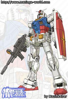 Gundam RX78 ver 2.0 FanArt