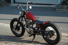 Honda Rebel Bobber, Honda Bobber, Bobber Bikes, Honda Bikes, Moped Bike, Chopper Motorcycle, Bobber Chopper, Custom Bobber, Custom Motorcycles