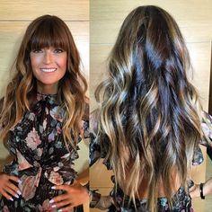 Ruthie Davis hair