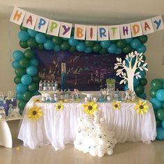 cumpleaños frozen fever - Buscar con Google