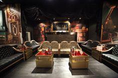 DJ booth & Furniture