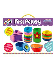 Take a look at this Galt Toys First Pottery today!