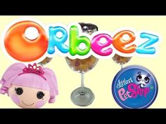 Orbeez Surprises Lalaloopsy Littlest Pet Shop Disney Flounder - Eggs and...