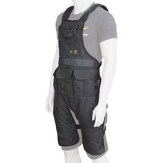 Journeyman Split Leg Apron with Cargo Pockets (A46-JSL-CP)