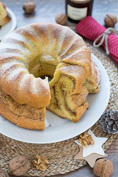 Imádunk sütni - Diós-fűszeres kuglóf Bagel, Bread, Dios, Bakeries, Breads