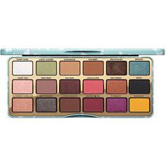 Clover Eye Shadow Palette (73 PLN) ❤ liked on Polyvore featuring beauty products, makeup, eye makeup, eyeshadow, beauty and palette eyeshadow
