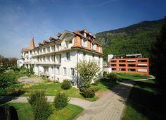 Hotel Artos, Interlaken, Berner Oberland, Schweiz, Switzerland. www.vch.ch/artos/