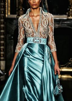 ZUHAIR MURAD | |= (THE GOWN BOUTIQUE) by LiveLoveLaughMyLife