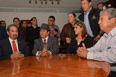 El rector de la Universidad Michoacana, Medardo Serna González, ratificó su respeto irrestricto al Contrato que la Casa de Hidalgo tiene signado con el Sindicato, por lo que los asuntos ...