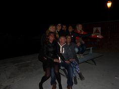 Con le ragazze