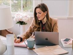 20 Things To Improve Your Work From Home Space Get Back To Work, Off Work, Support Local Business, Return To Work, College Hacks, Types Of Dresses, Just Relax, How To Wake Up Early, You Working
