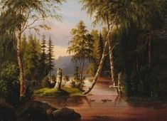 Find out more on Europeana Forest Scenery, National Gallery, Artwork, Painting, Museum, Work Of Art, Paintings, Draw, Drawings