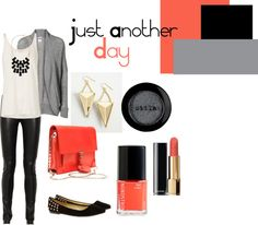 """""""Another Day"""" by mirandablair85 on Polyvore"""