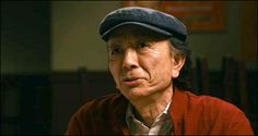 I cast James Hong as Mr. He's perfect in this role, but did you see how magnificent he looks when he's wearing his Horned Dragon outfit? Now that's a dragon. It Movie Cast, It Cast, James Hong, Green Dragon, Lunges, Sign, Outfit, Clothing, Clothes