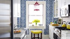The Anti-Floral Print Guide to Spring Decorating  - HouseBeautiful.com